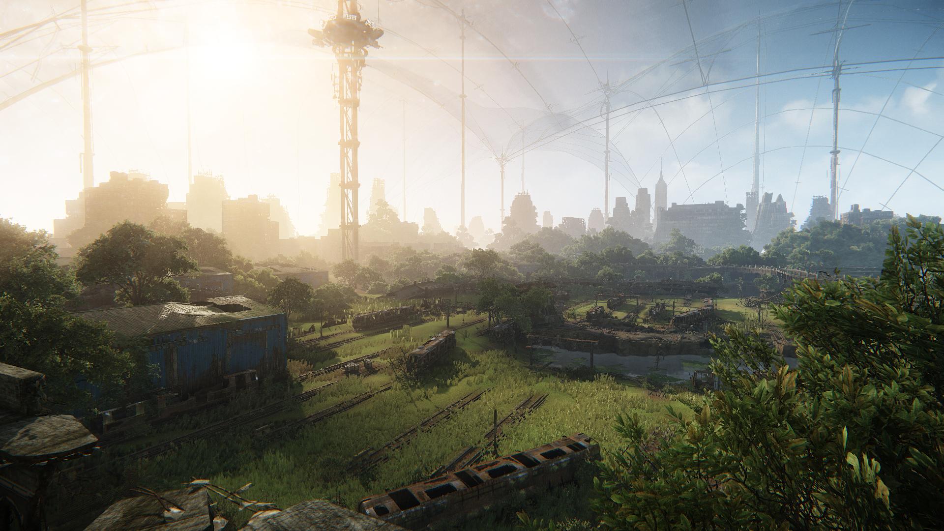 Deus Ex - Theme For A Desolate Planet